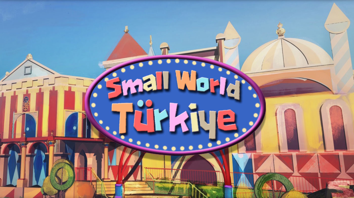 ANKAPARK SMALL WORLD TURKEY